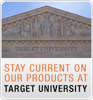 Target Products University