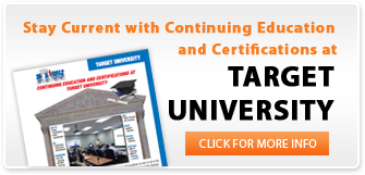 Target Education and Certifications